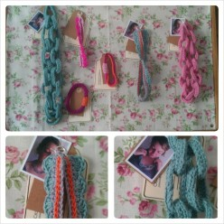 Cotton Crochet Jewellery