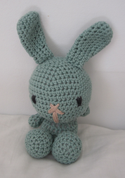 100% Cotton Bunny
