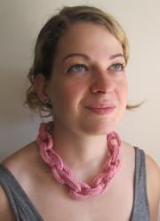 100% Cotton Chain Necklace £17