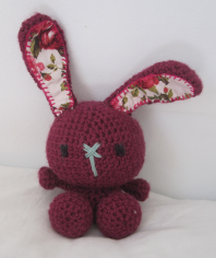 Wool and Cotton Bunny