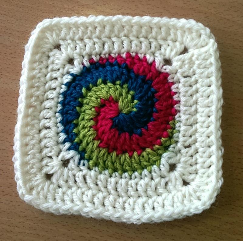 Medium Spiral Square